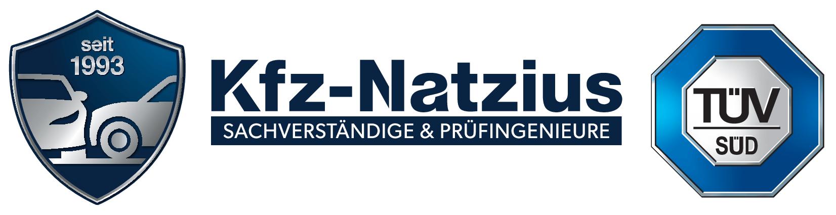 Logo TÜV Süd Kfz-Natzius