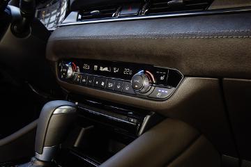 Mazda6 - Focus auf die Mittelkonsole