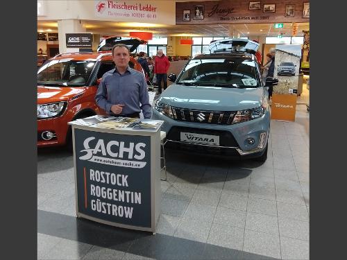 Ansicht 2 - Autohaus Sachs Suzuki Vitara-2