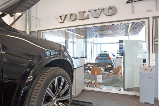 Autohaus Sachs Rostock - Volvo Personal Service - Sie haben alles im Blick
