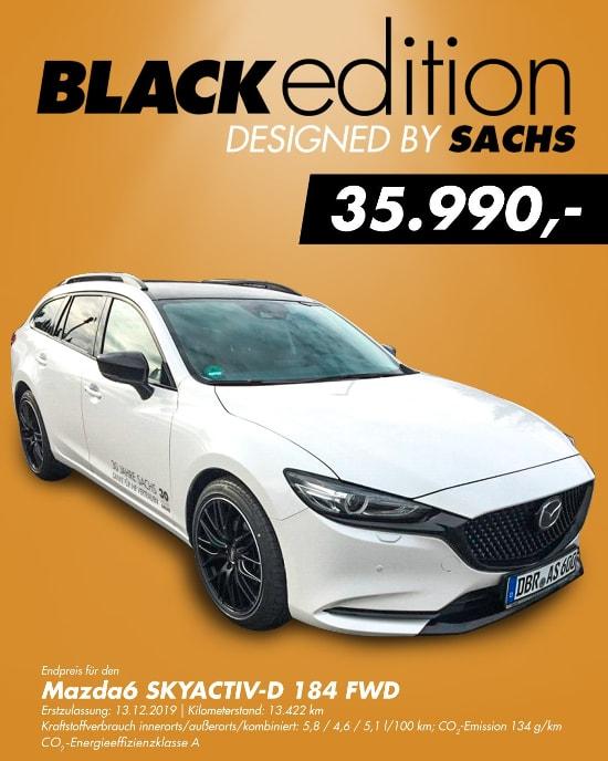 Mazda Jubiläumsangebote bei Autohaus Sachs