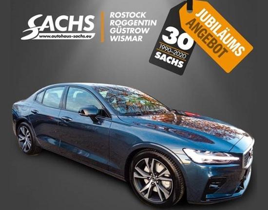 Der Volvo S60 - Jetzt bei Autohaus Sachs als Leasingangebot!