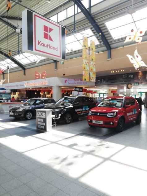 Autohaus Sachs Suzuki Roadshow HanseCenter Bentwisch - Hybrid für alle – von Groß bis ganz Klein - 2