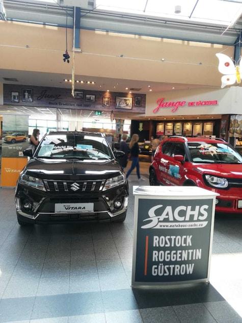 Autohaus Sachs Suzuki Roadshow HanseCenter Bentwisch - Hybrid für alle – von Groß bis ganz Klein - 5