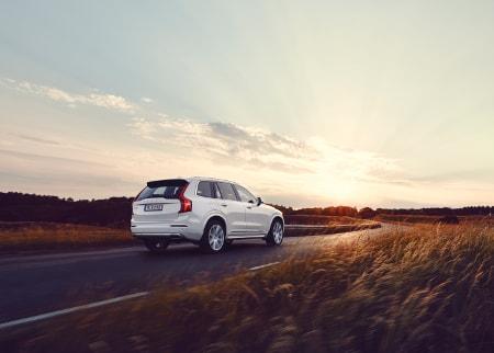Volvo - Saubere Luft - Die Nase vorn
