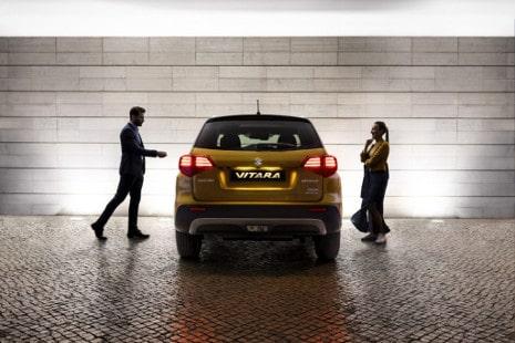Der Suzuki Vitara - Der City-Cruiser mit Mild-Hybrid-System