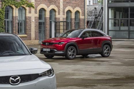 Mazda MX-30 - fahre lieber anders