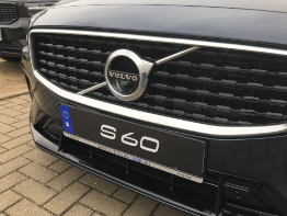 Volvo S60 - Probefahrt kontaktlos vereinbaren