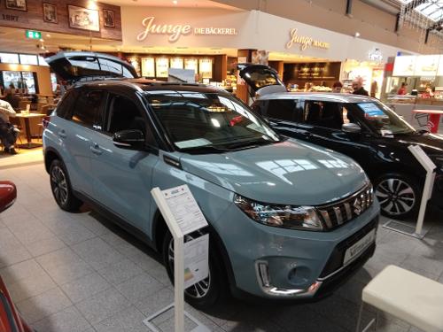 Ansiccht 5 - Autohaus Sachs Suzuki Vitara