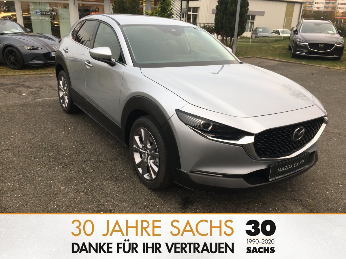 MAZDA CX-30 SELECTION Design-Paket 18 Zoll Automatik