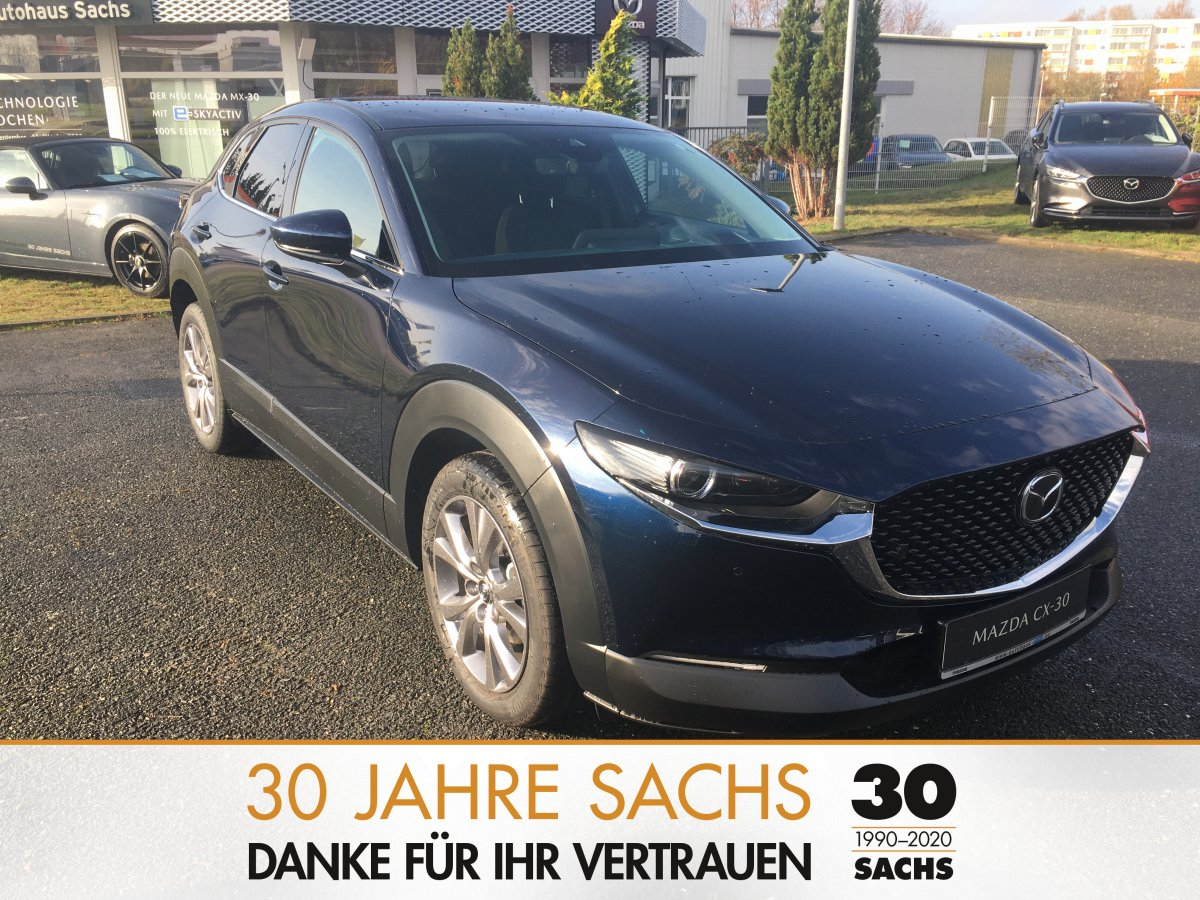 MAZDA CX-30 150PS SELECTION SONDERPREIS 24.290 EUR!!!