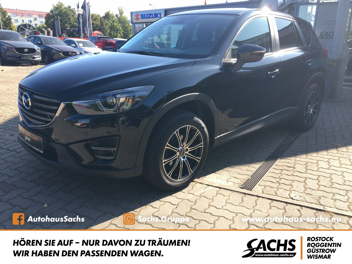 MAZDA CX-5 SKYACTIV-D 150 EXCLUSIVE