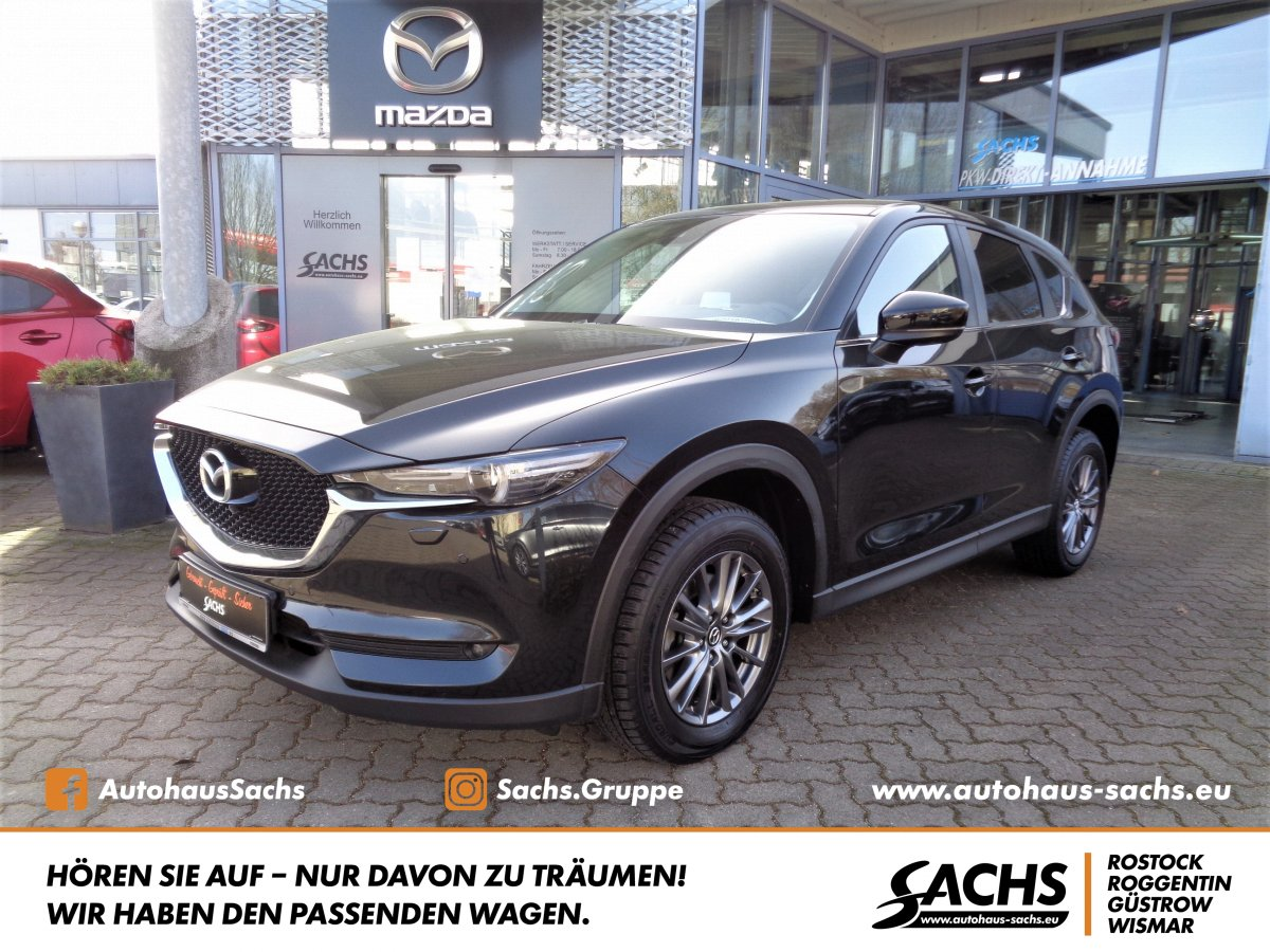MAZDA CX 5 SKY D Exclusive I Activesense  NAVI