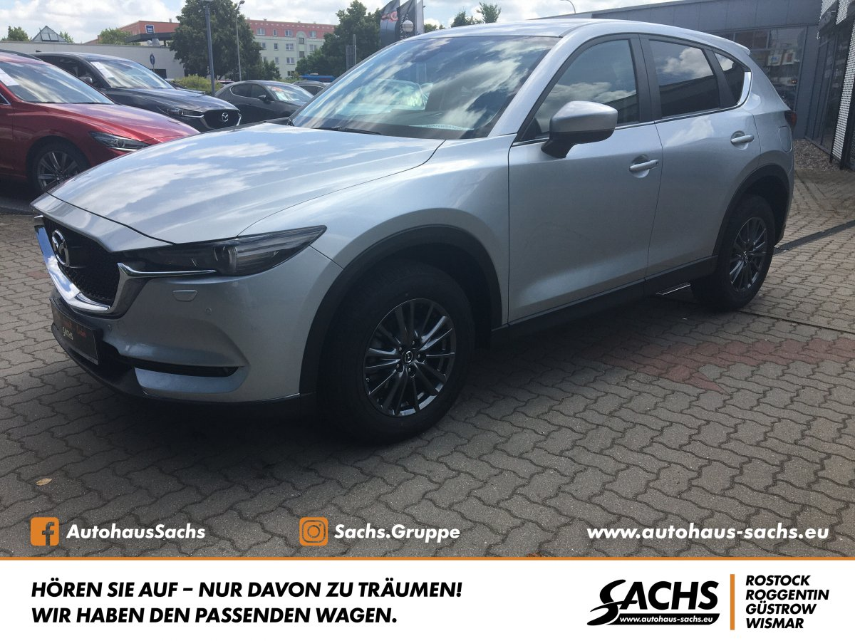 MAZDA CX-5 2.5 AT EXCLUSIVE-LINE ACT-P LED 360°