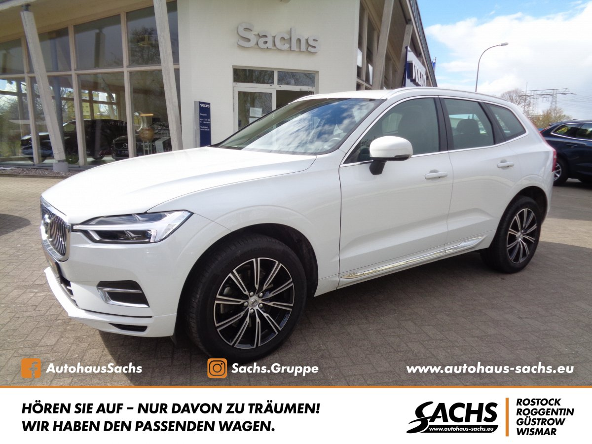 VOLVO XC 60 T6 AWD Inscription Navi - Abstandwarnerreg
