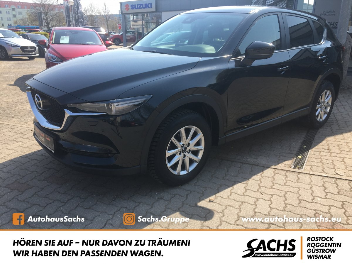 MAZDA CX-5 SKYACTIV-D AWD EXCLUSIVE Navi