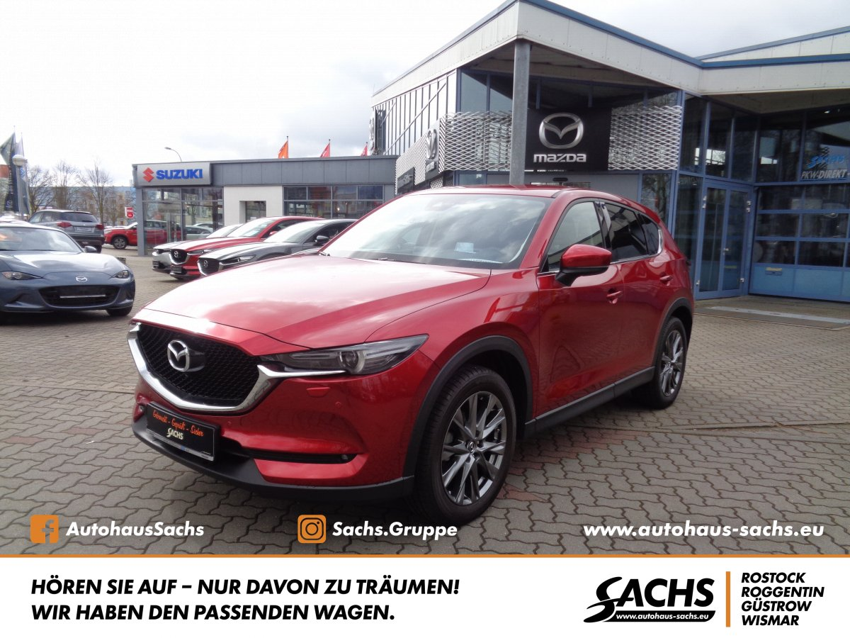 MAZDA CX-5 SKYACTIV-G 194 SPORTS