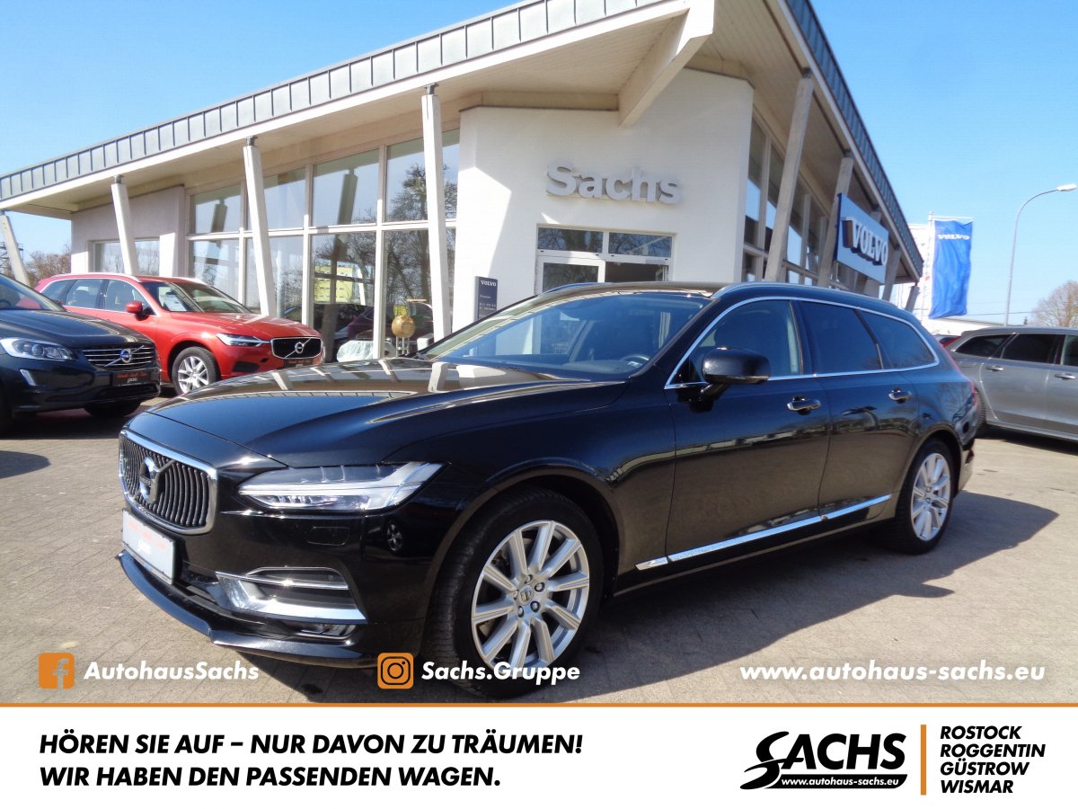 VOLVO V90 T6 AWD Inscription Navi