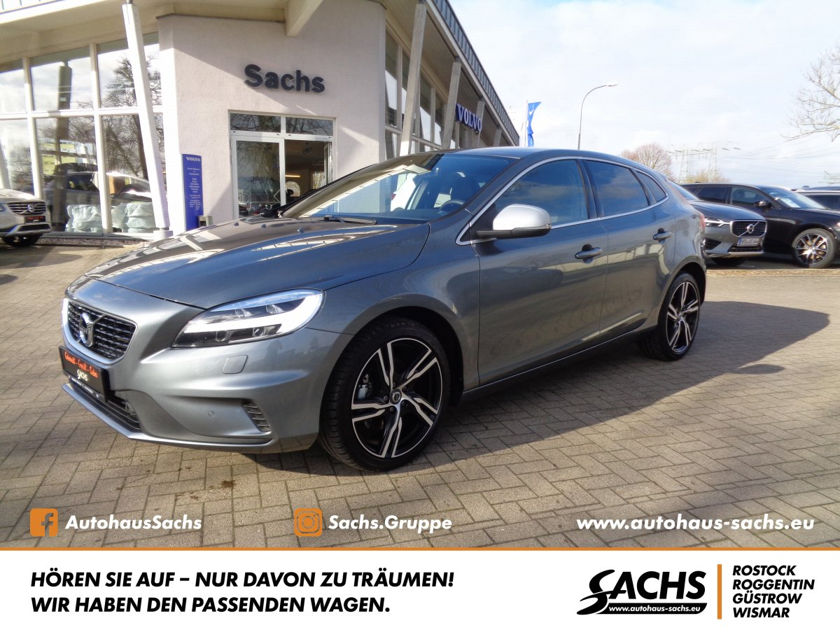 VOLVO V40 T2 R-Design Licht Business Paket