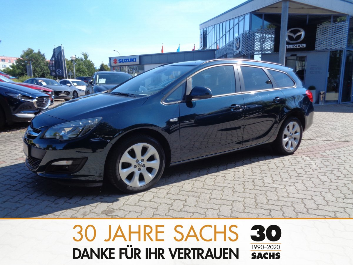OPEL Astra J Sports Tourer Style eco Flex