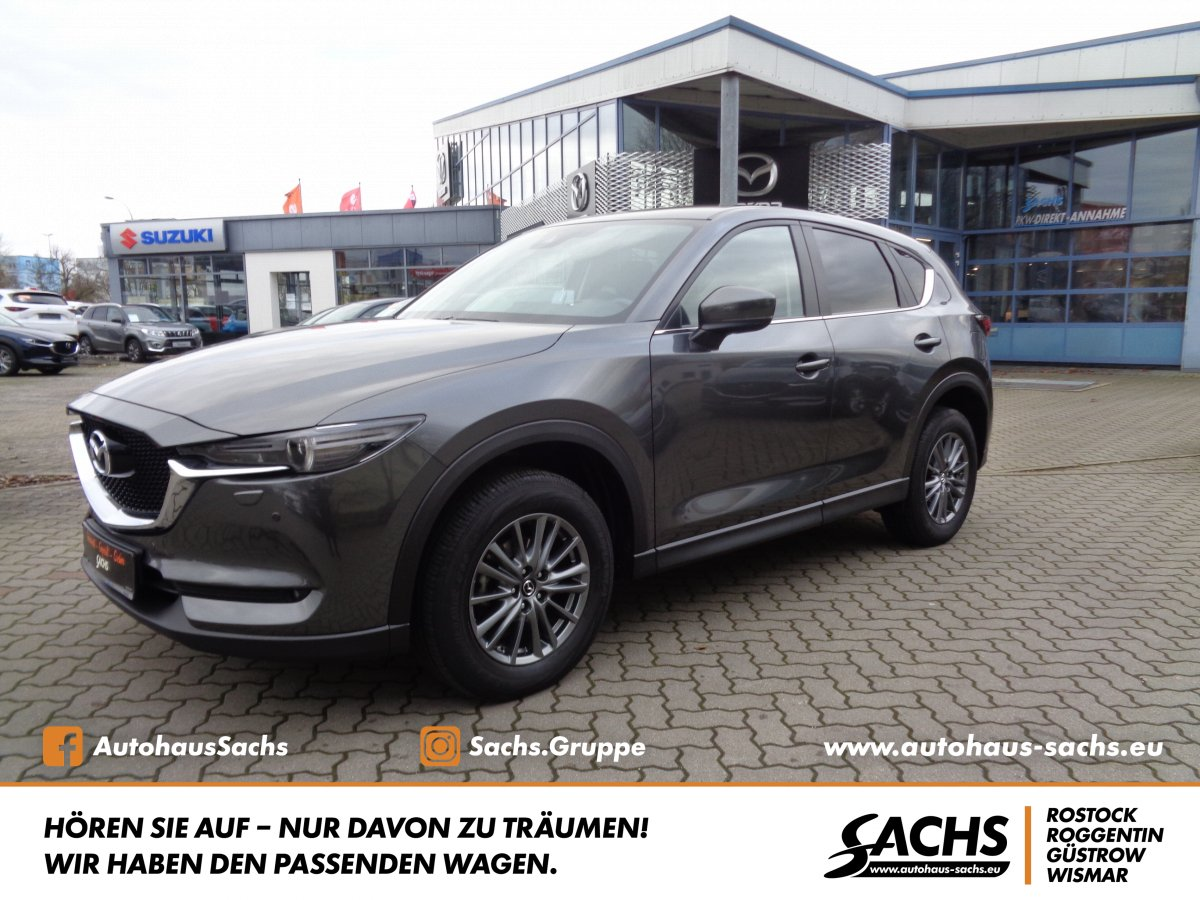 MAZDA CX-5 SKY-G Exclusive Navi I Activesense