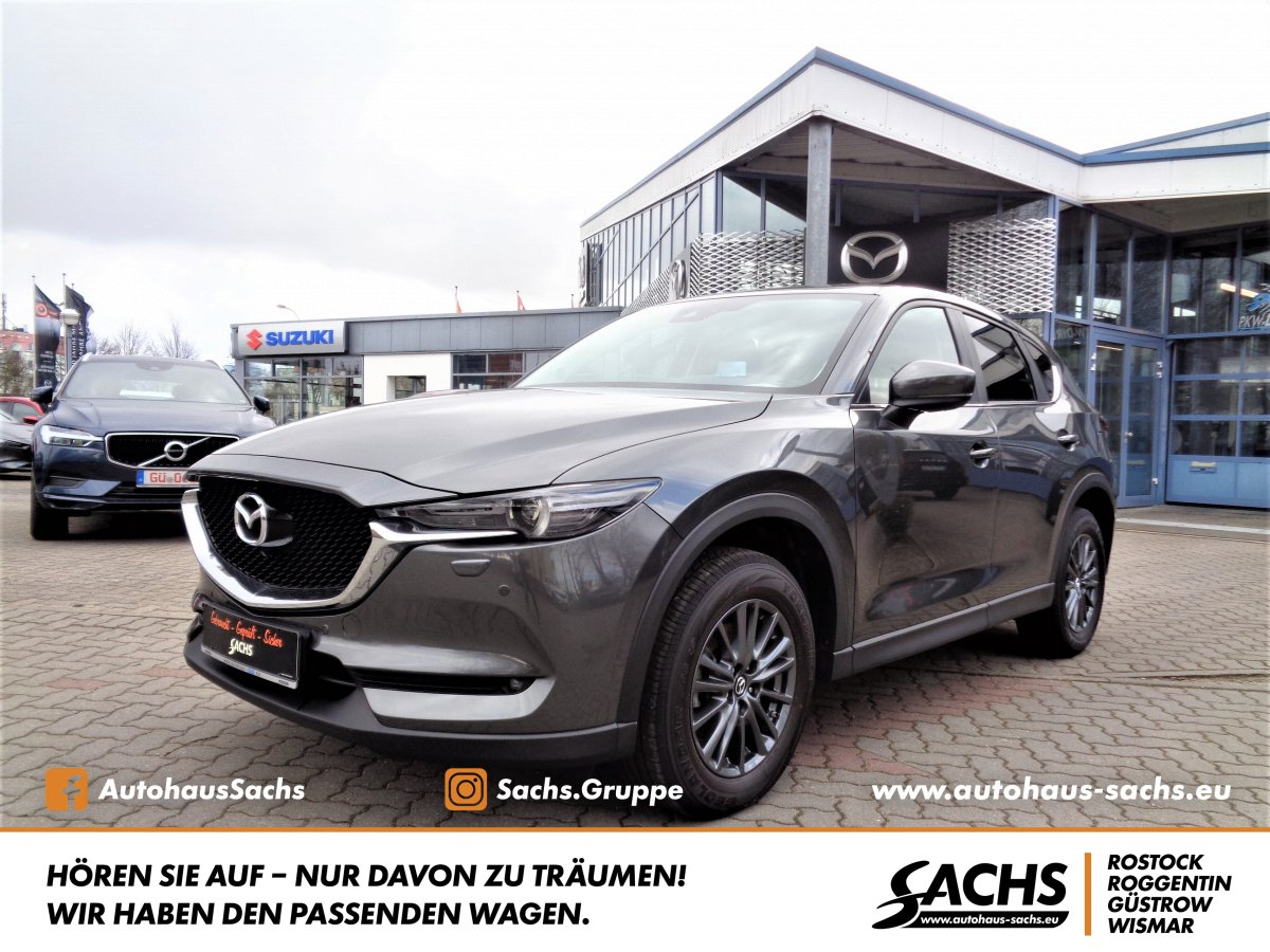 MAZDA CX-5 SKYACTIV-D 150 EXCLUSIVE NAVI ACT-P