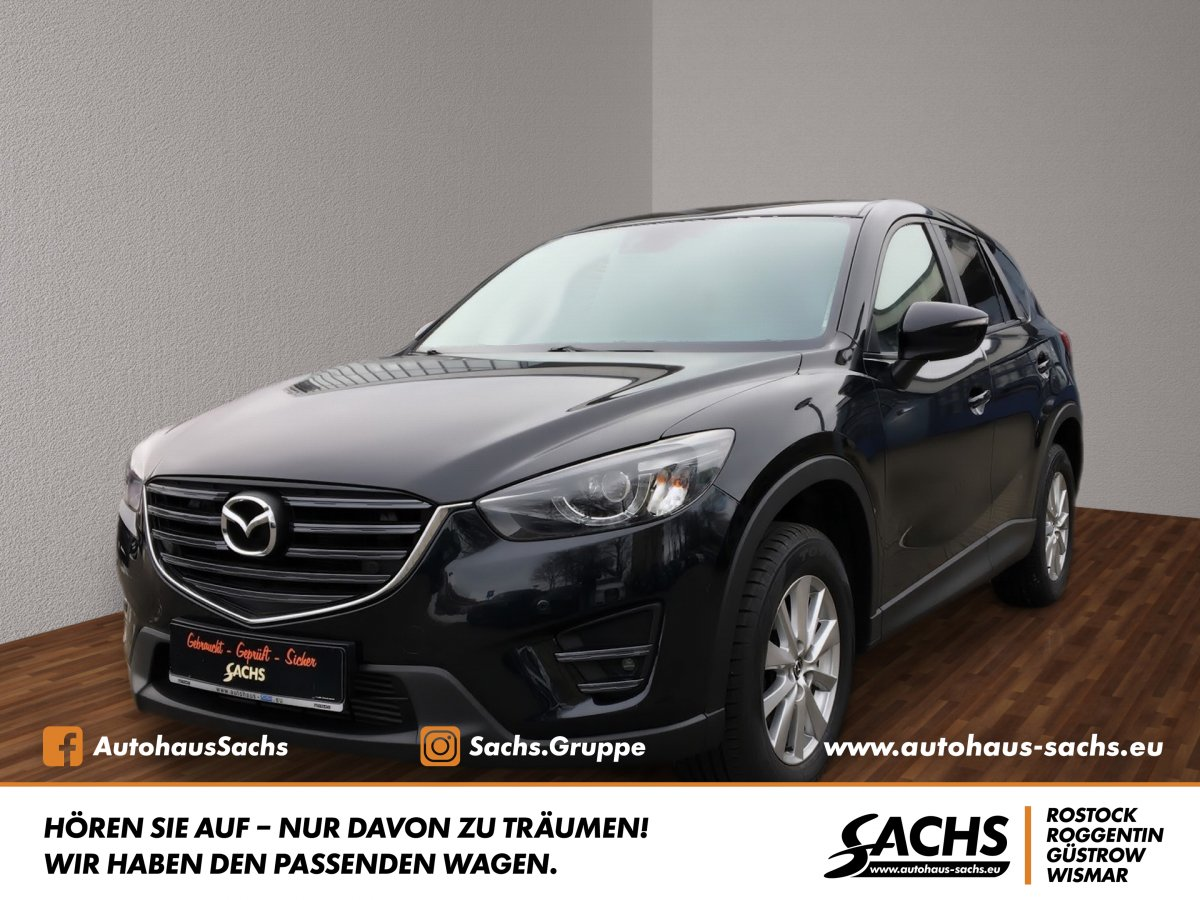 MAZDA CX-5 SKY-D Exclusive Navi