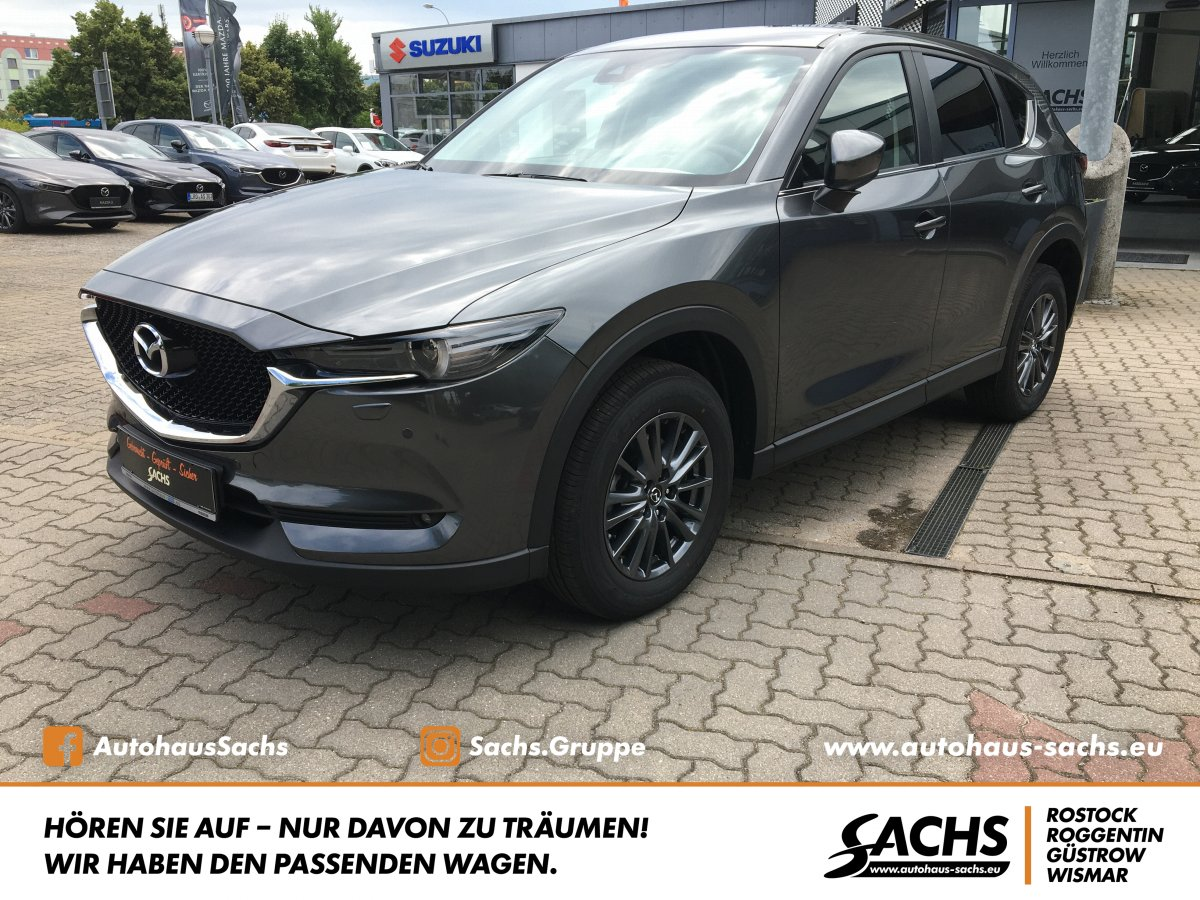 MAZDA CX-5 150 AT EXCLUSIVE-LINE Navi LED Head-Up