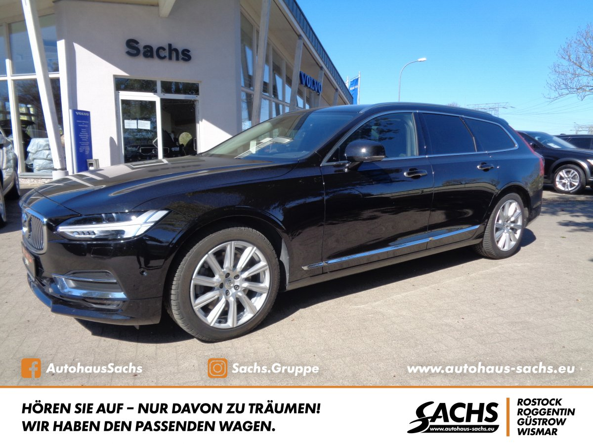 VOLVO V90 D5 AWD Inscription Sound Wikkers Bower