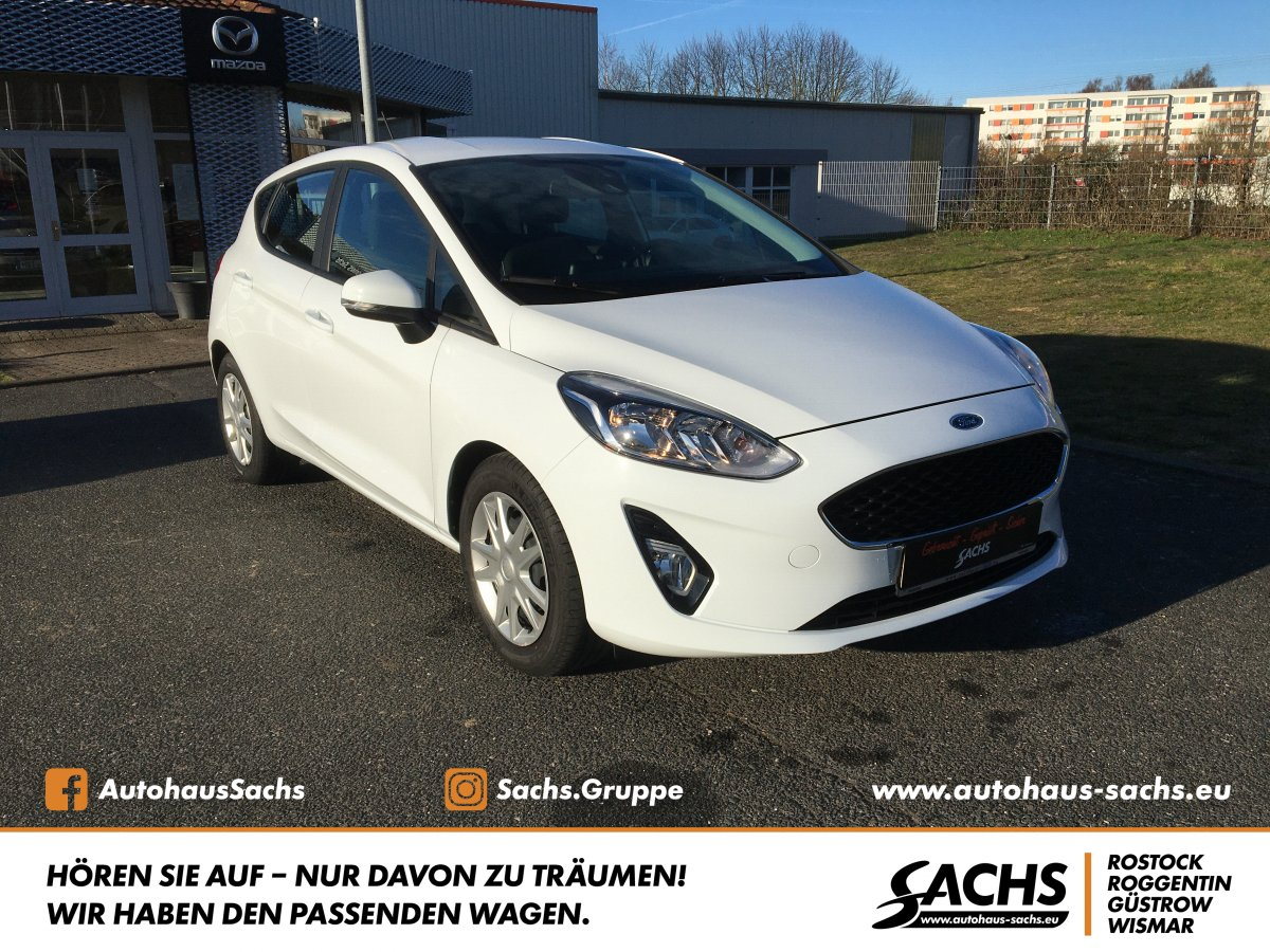 FORD Fiesta 1.0 Cool&Connect PDC Klima AUTOMATIK