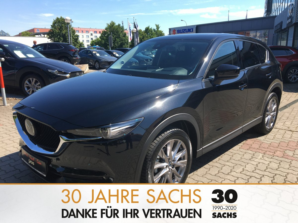 MAZDA CX-5 184 PS SPORTS LEDER TEC P GSD