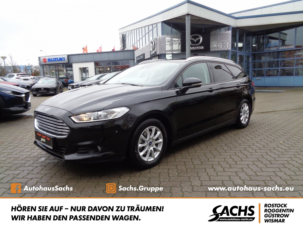 FORD Mondeo Turnier Business Edition Navi