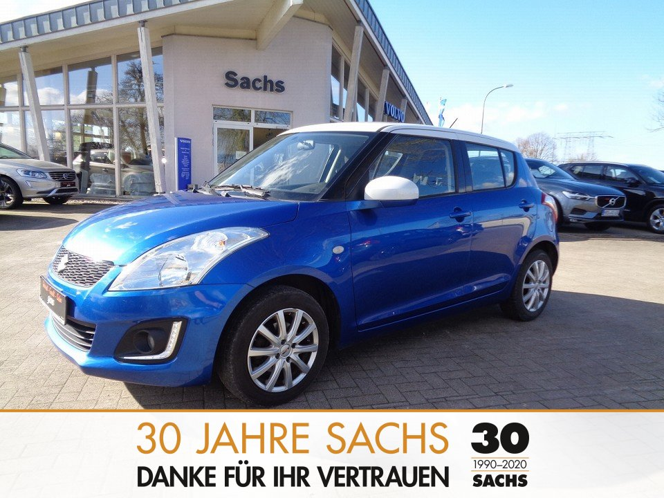 SUZUKI Swift 1.2 Club Sicht Paket