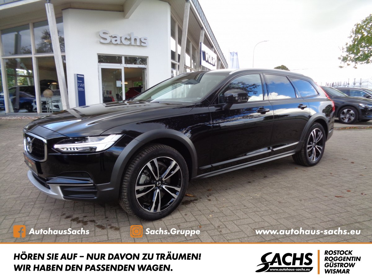 VOLVO V90 D5 AWD Cross Country Standheizung  360 Grad