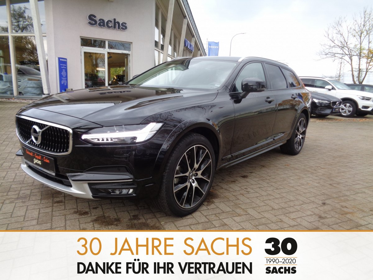 VOLVO V90 Cross Country D5 AWD  elektr.Sitze Navi  Bow