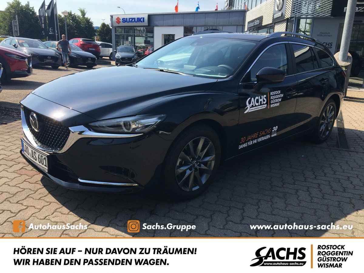 MAZDA 6 SKYACTIV-D 150 EXCLUSIVE