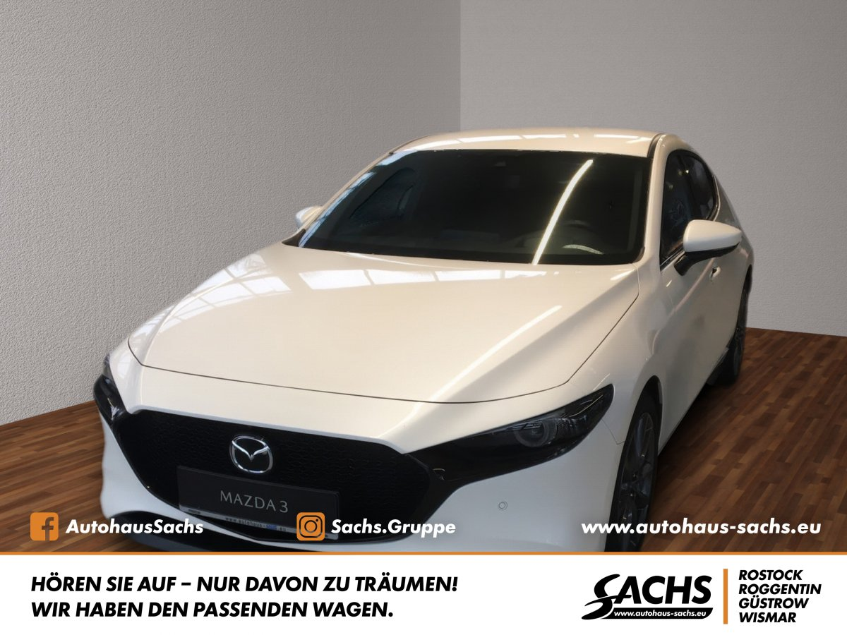 MAZDA 3 Selection Design Bose I Active