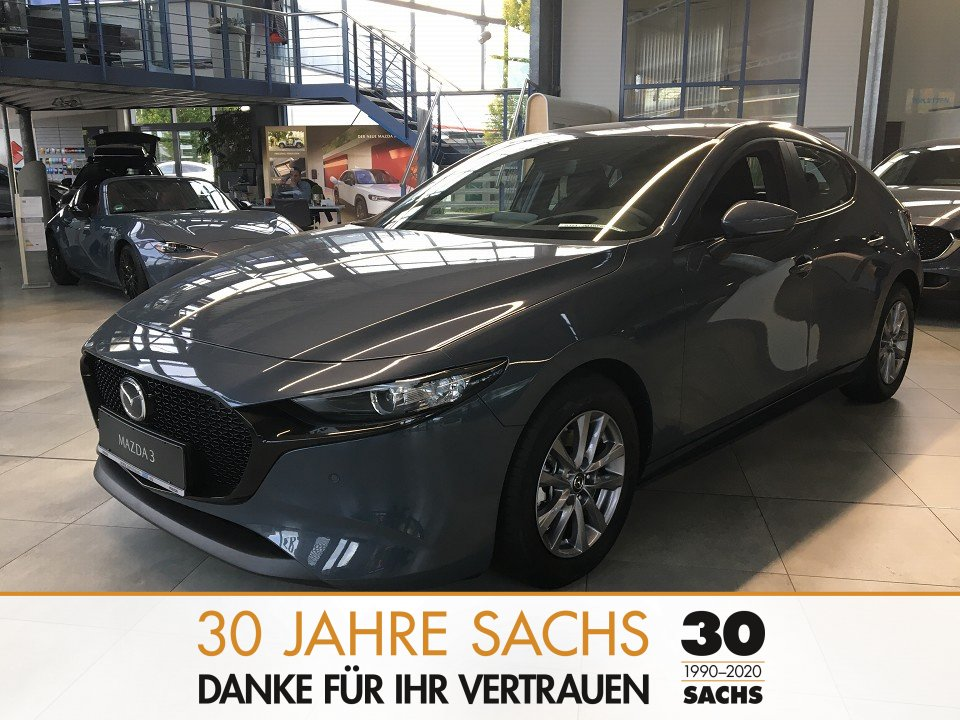 MAZDA 3 SKY G 2.0 150PS MHybrid 6AG AL-SELECTION