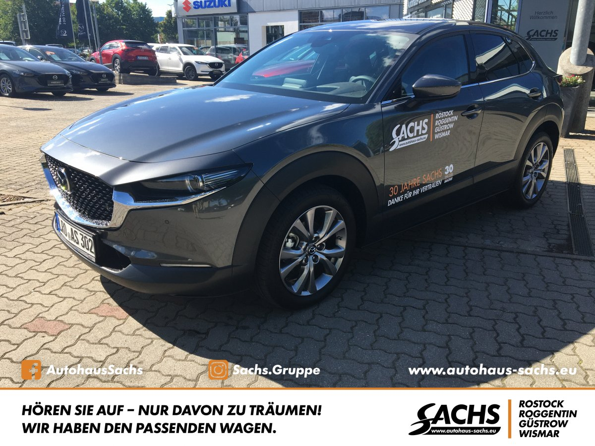 MAZDA CX 30 2.0 M Hybrid Selection Bose Des P Act P Le