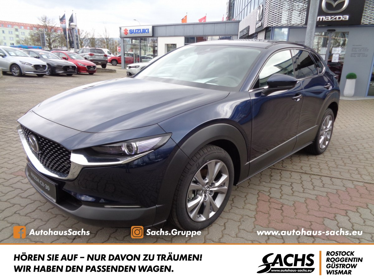 MAZDA CX-30 SKYACTIV-G 2.0 150PS M Hybrid SELECTION DE