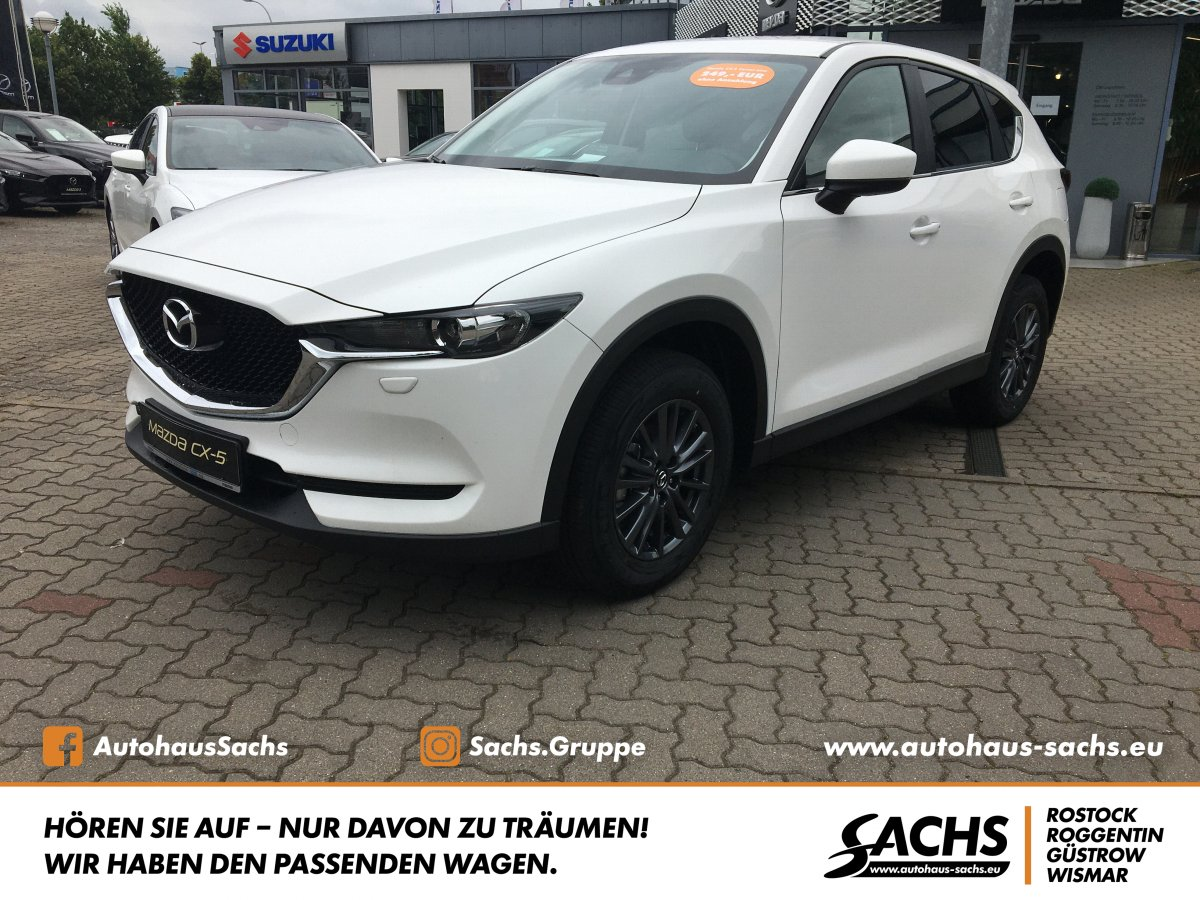 MAZDA CX-5 L SKYACTIV-G 165 FWD 5T 6GS AL-CENTER