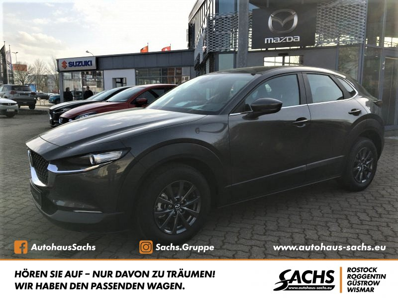 MAZDA CX-30 SKYACTIV-G 2.0 150PS M Hybrid SELECTION