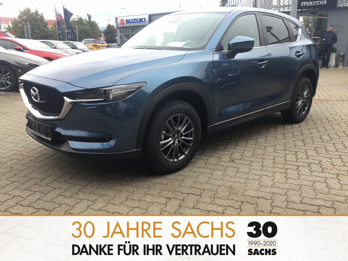 MAZDA CX 5 2.0 Exclusive Line 165 PS