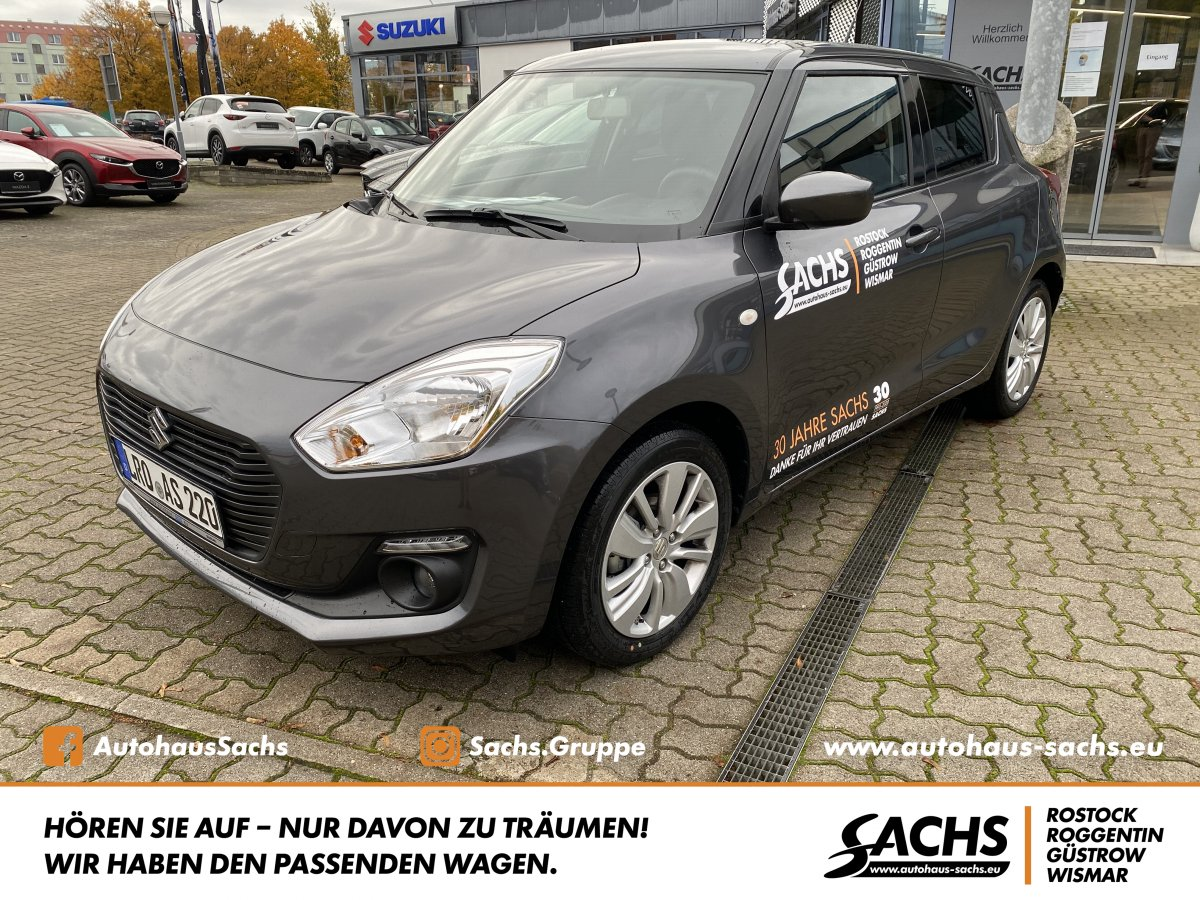 SUZUKI SWIFT 1.2  COMFORT HYBRID CarPlay