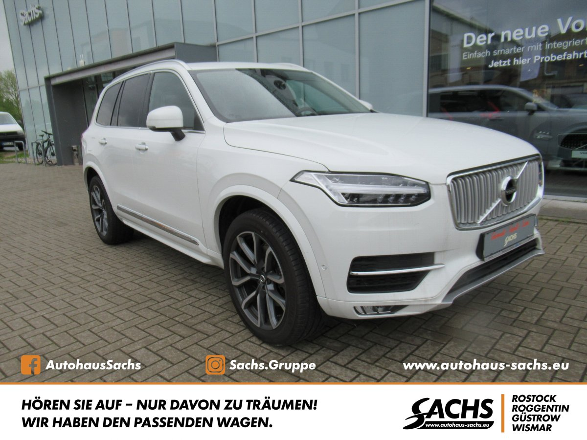 VOLVO XC90 D5 Allrad Automatik Inscription