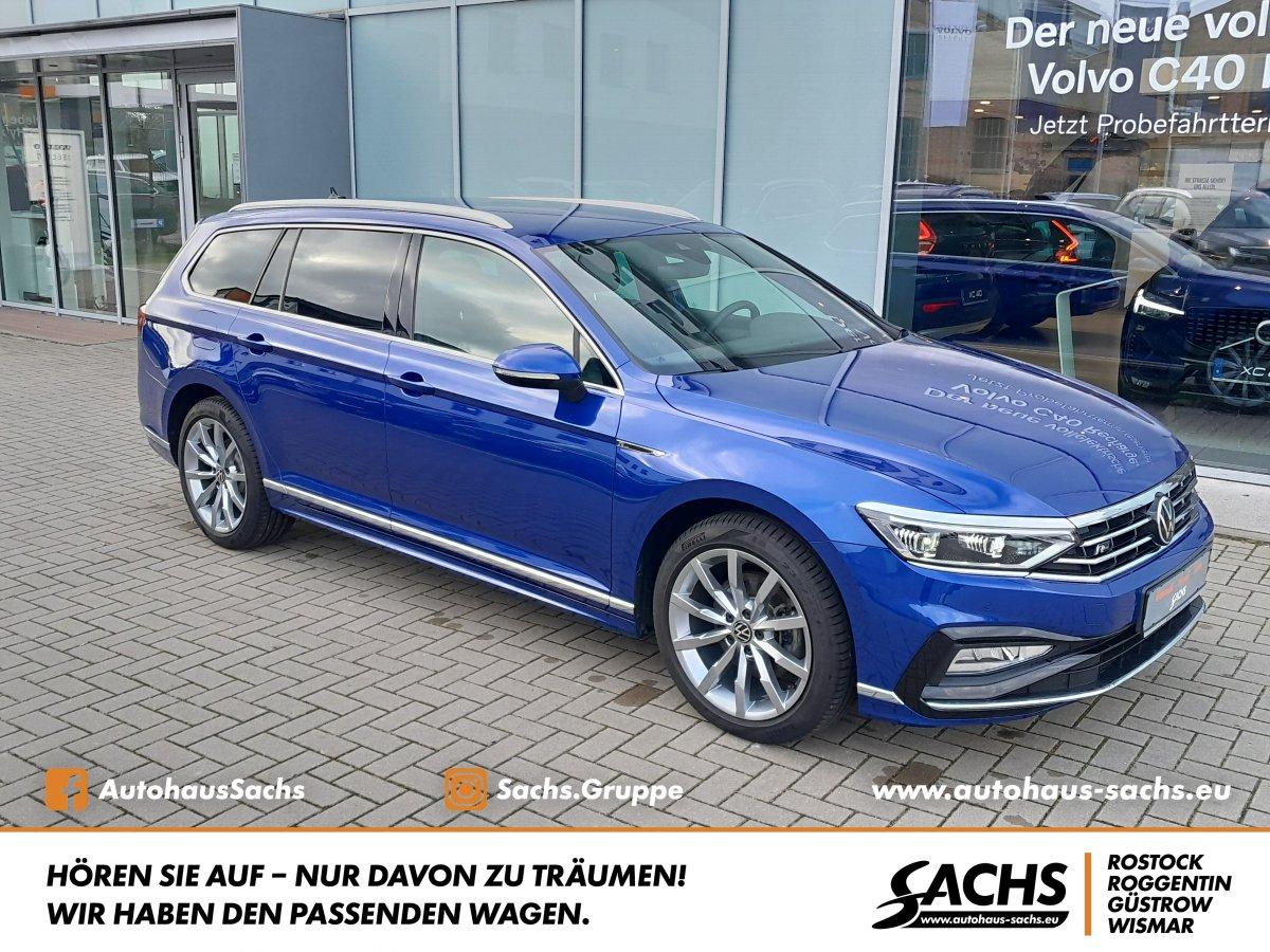 VW Passat Variant 2.0 TDI Elegance R-Line *AHK *Mat