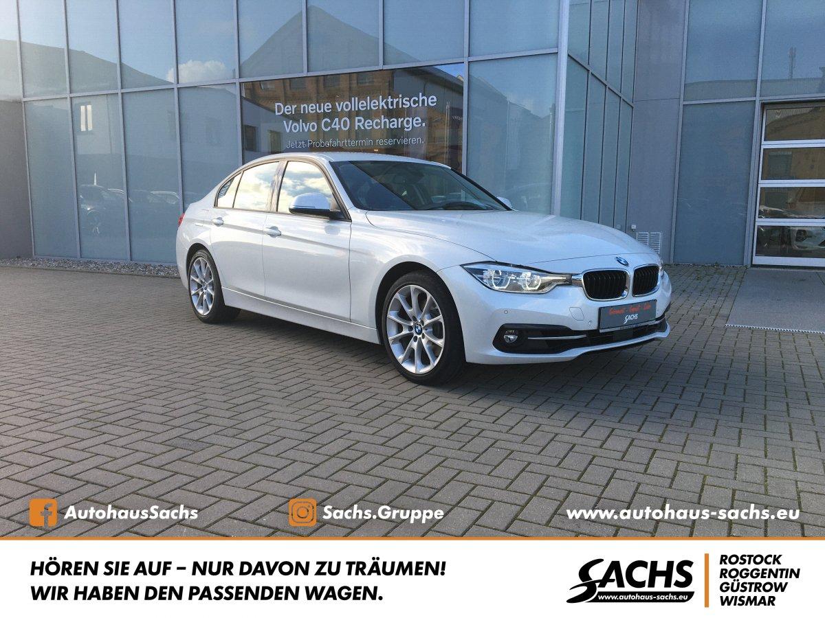 BMW 330i Sport Line *HeadUp *LED *Navi