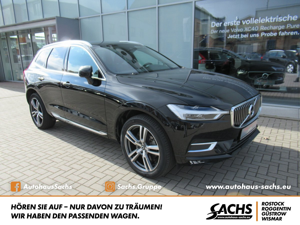 VOLVO XC60 T5 Allrad Automatik Inscription