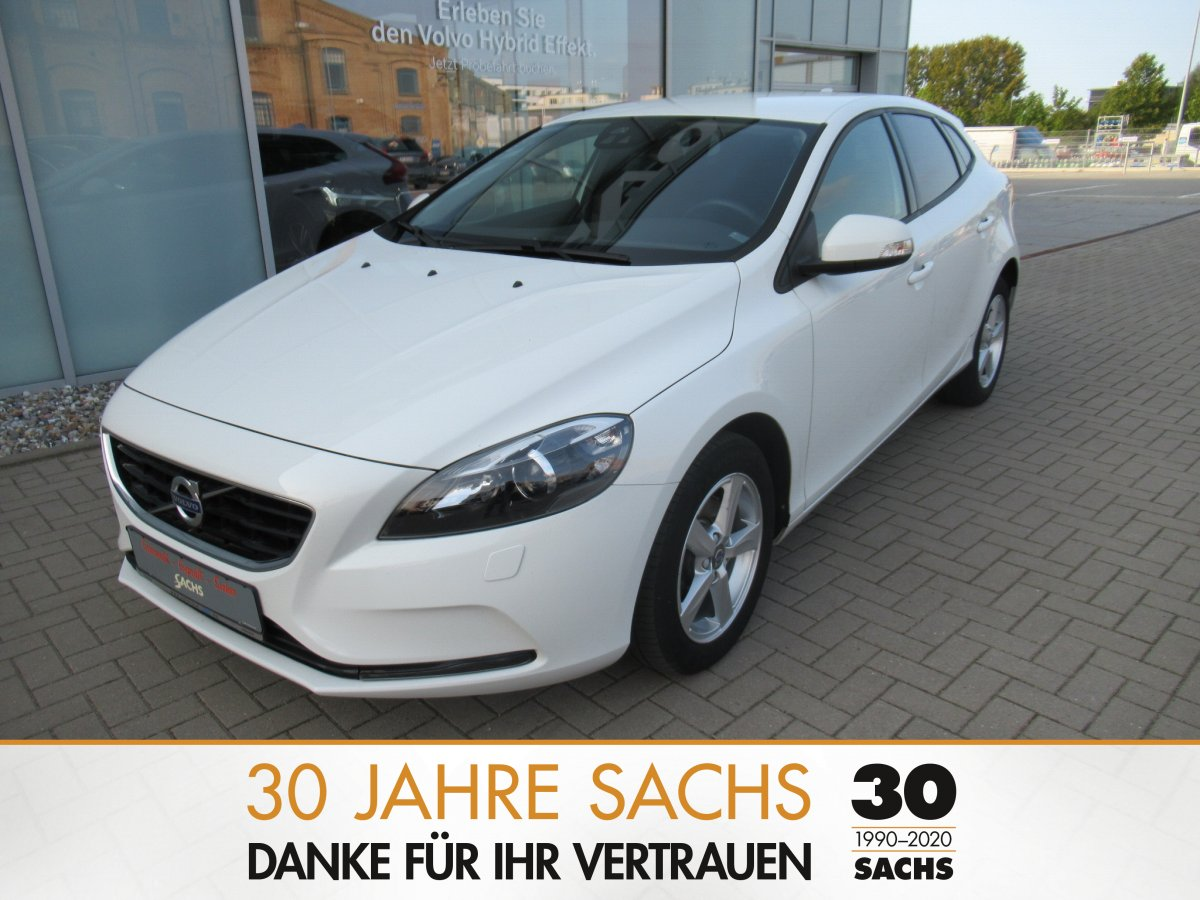 VOLVO V40 D2 Linje You!