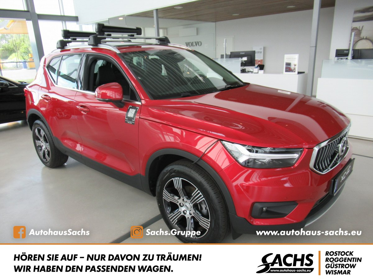 VOLVO XC40 T3 Inscription Geartronic *Standheizung *NA